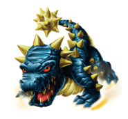Legendary Bash Transparent Render
