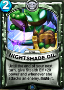 Nightshade Oil Animated