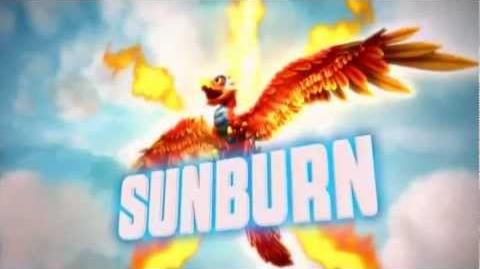 Skylanders Giants Sunburn's Soul Gem Preview Trailer