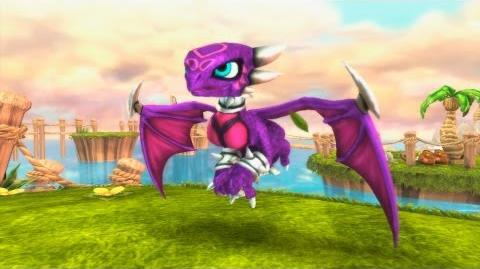 Skylanders Spyro's Adventure Official Cynder Trailer