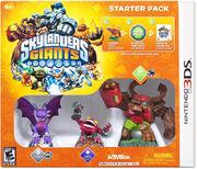 Skylanders giants 3ds