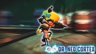 Skylanders Imaginators - Dr. Neo Cortex Soul Gem Preview