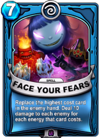 Face Your Fearscard