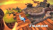 Meet the Skylanders Slam Bam (extended)