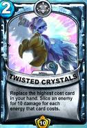 Twisted Crystals Animated