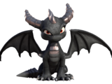 Dark Spyro (Skylanders Academy)