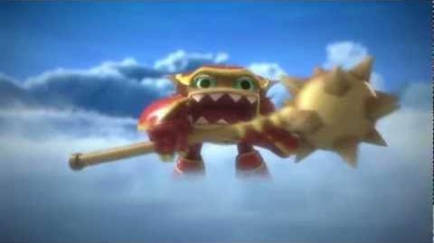 "Meet The Skylanders - Wham-Shell ""Brace For the Mace!"" Official Trailer"