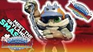 Meet the Skylanders Smash Hit and Thump Truck l Skylanders Superchargers l Skylanders