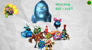 Wrecking Ball is EVIL!