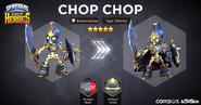 ChopChop RingOfHeroes