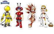 Imaginator Sets by Min Fu