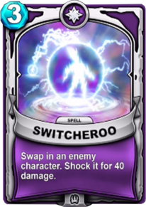Switcheroocard