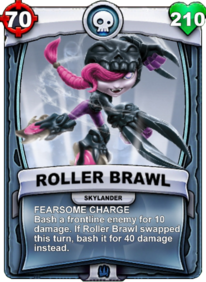 Fearsome Charge - Habilidad especialcard