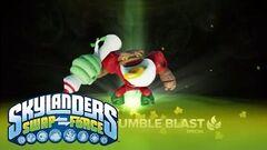 Meet the Skylanders Jolly Bumble Blast l SWAP Force l Skylanders