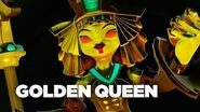 "Official Skylanders Trap Team- ""Meet the Villains- Golden Queen"" Trailer"