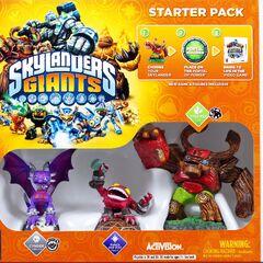 Pack de inicio de la versión 3DS.