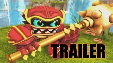 Skylanders Official Wham Shell Trailer