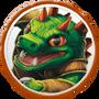Dino-Rang Icon