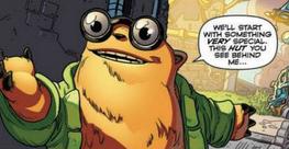 Hugo comic