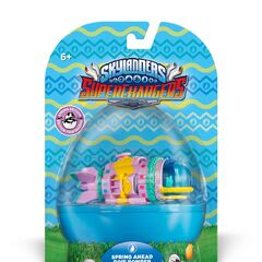 Spring Ahead Dive Bomber en su single pack