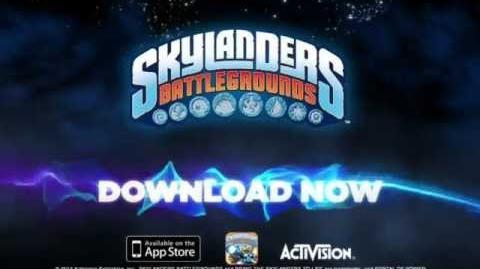 Battlegrounds Trailer Official Skylanders