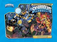 SkylandersCover Legendary