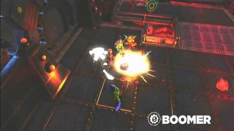 Skylanders Spyro's Adventure - Boomer Preview Trailer (Bring the Boom)