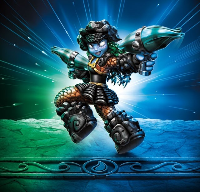 Tidepool Skylanders Wiki Fandom Powered By Wikia