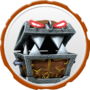 Chomp Chest Villain Icon