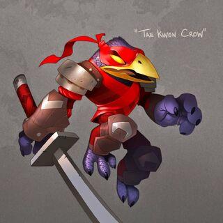 Concepto final de Tae Kwon Crow