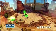 Meet the Skylanders Zoo Lou
