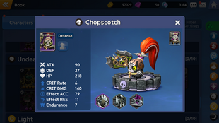 RoH Awakened Chopscotch