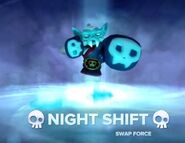 Night Shift magic moment
