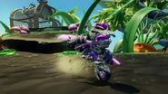 OFFICIAL Skylanders SuperChargers Action Clips Bone Bash Roller Brawl