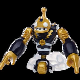 Figura de Mega Bloks de Legendary Bouncer