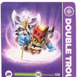 Carta de Double Trouble serie 2