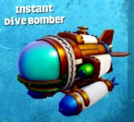 Instant Dive Bomber