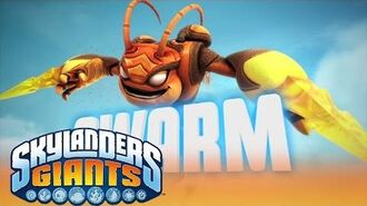 Meet the Skylanders Swarm l Skylanders Giants l Skylanders