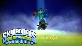 Meet the Skylanders- Boom Jet l SWAP Force l Skylanders