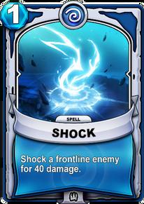 Shockcard