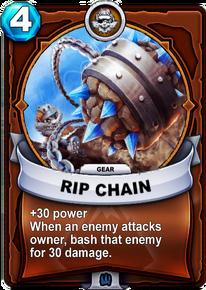 Rip Chain - Gearcard