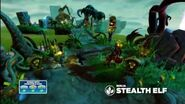 Skylanders Swap Force - Meet the Skylanders - Ninja Stealth Elf
