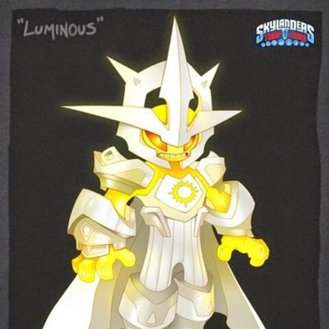 Concepto de Luminous