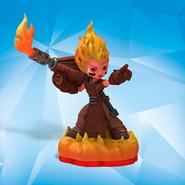 Torch-figur