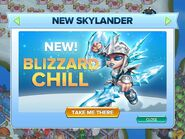 Blizzard Chill Lost Islands