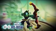 Skylanders Imaginators - Ro-Bow Soul Gem Preview