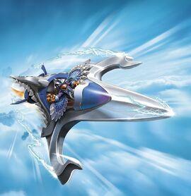 Supercharged Sky Slicer