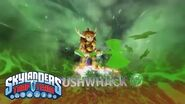 Meet the Skylanders Bushwhack l Skylanders Trap Team l Skylanders