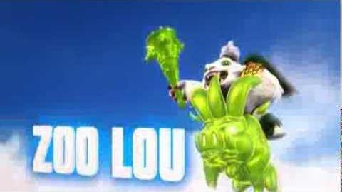 Skylanders Swap Force - Zoo Lou Soul Gem Preview (Nature Calls)