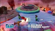 Meet the Skylanders Big Bang Trigger Happy